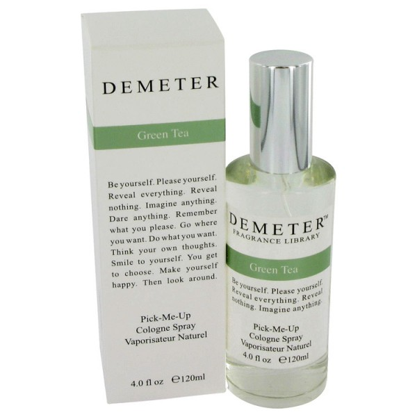 Green Tea - Demeter Eau de Cologne Spray 120 ML