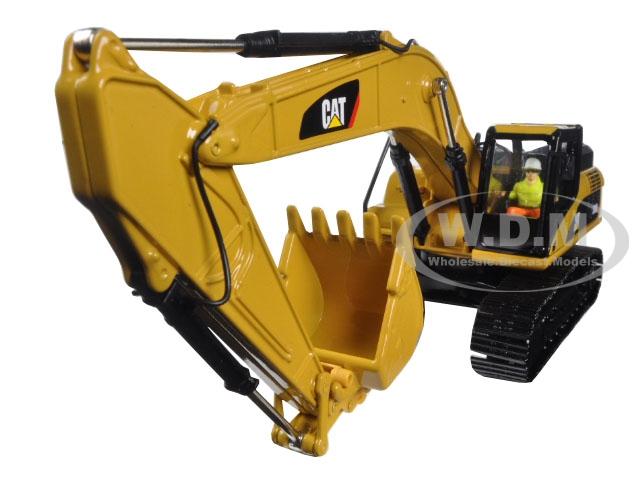 CAT Caterpillar 330D L Hydraulic Excavator with Operator