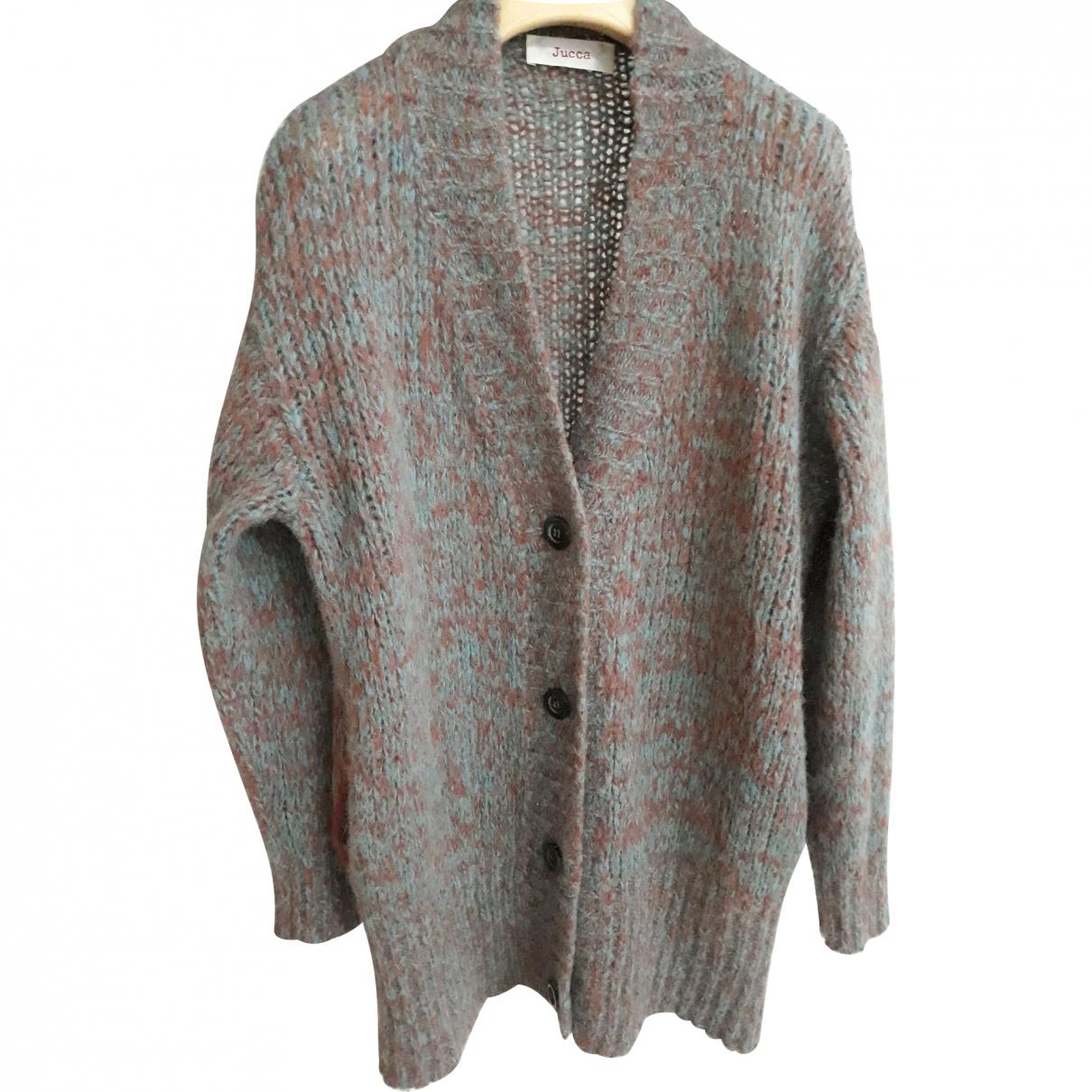 Jucca \N Multicolour Wool Knitwear for Women M International