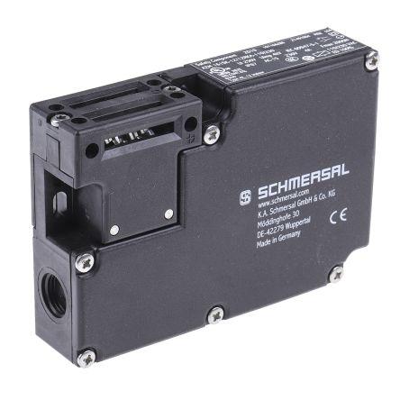 Schmersal AZM 161 Solenoid Interlock Switch Power to Lock 110 V ac, 230 V ac