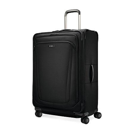 Samsonite Silhouette 16 30 Inch Lightweight Luggage, One Size , Black