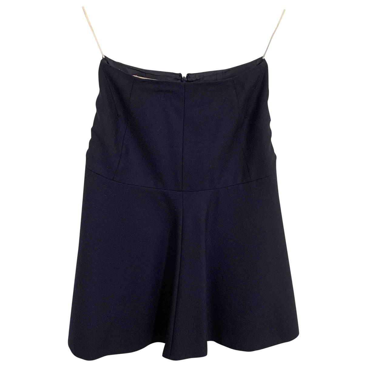 Falda midi de Lana Marni