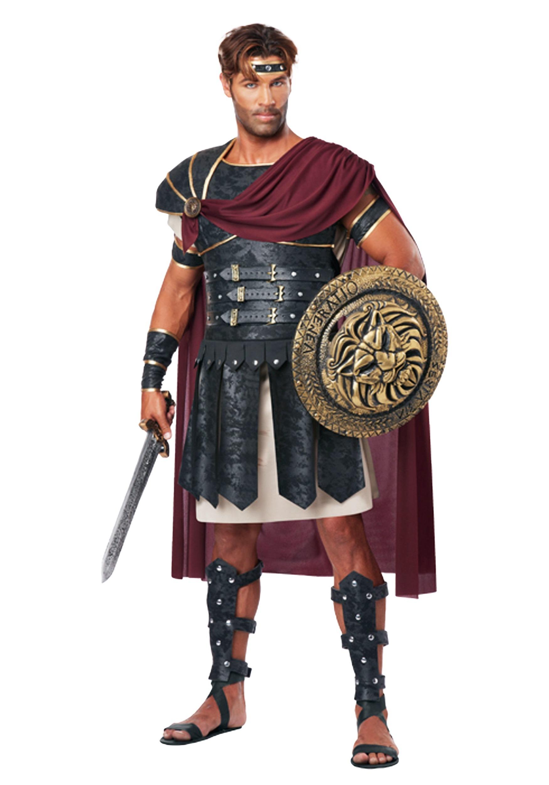 Men's Roman Gladiator Costume