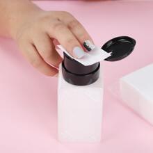 1 pieza botella de presion de agua para extraccion de uñas