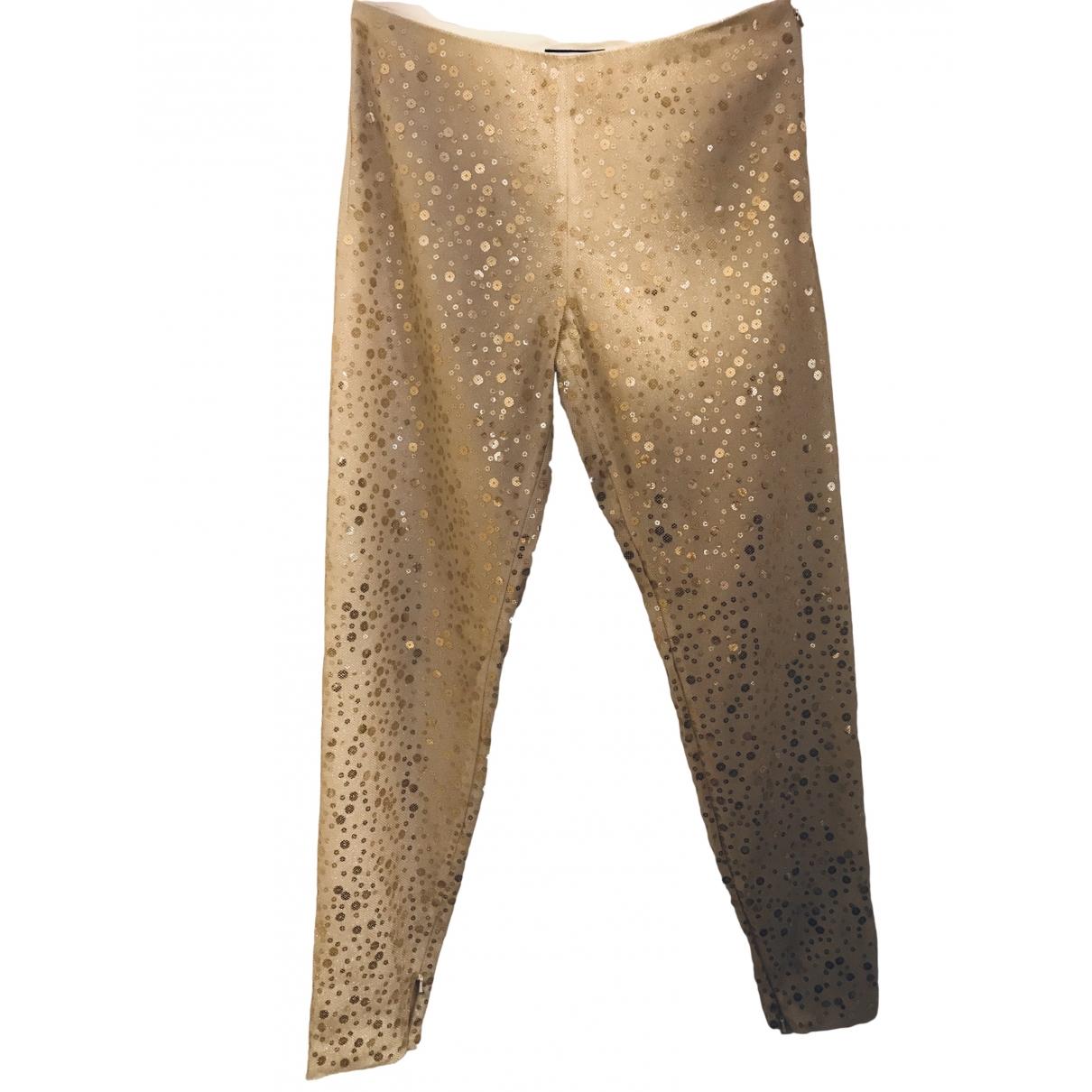 Pantalon pitillo Moschino