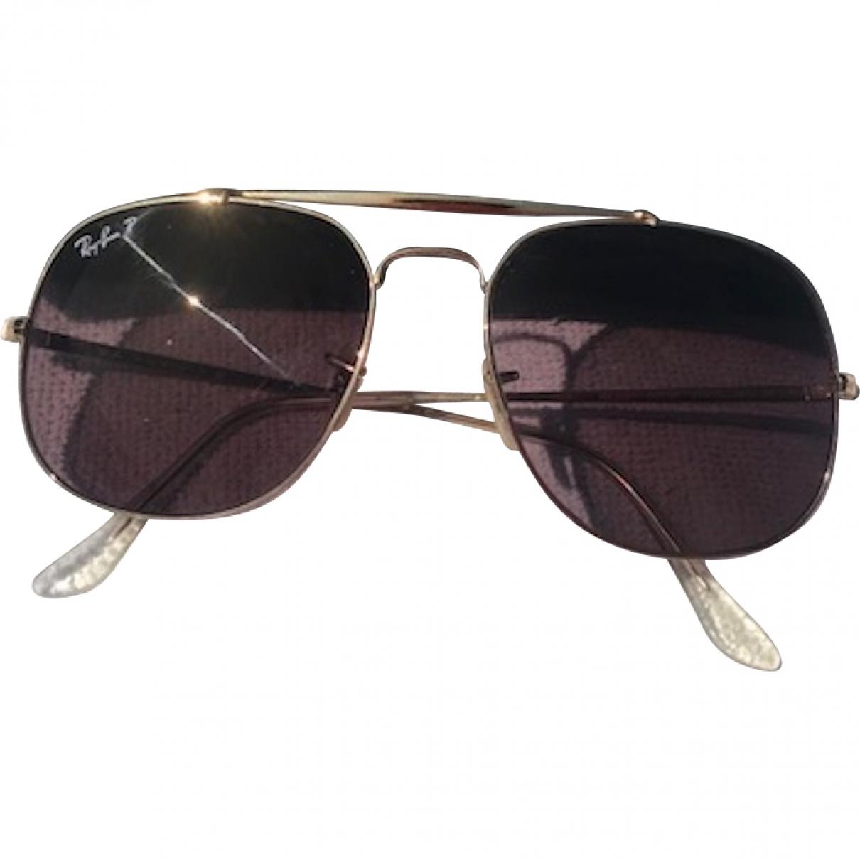 Ray-ban \N Purple Metal Sunglasses for Women \N