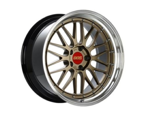 BBS LM Wheel 19x9.5 5x120 22mm Satin Bronze
