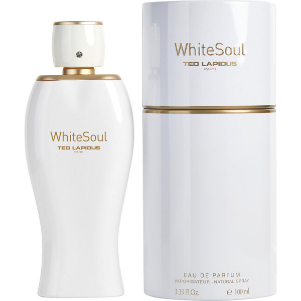 Ted Lapidus - White Soul : Eau de Parfum Spray 3.4 Oz / 100 ml