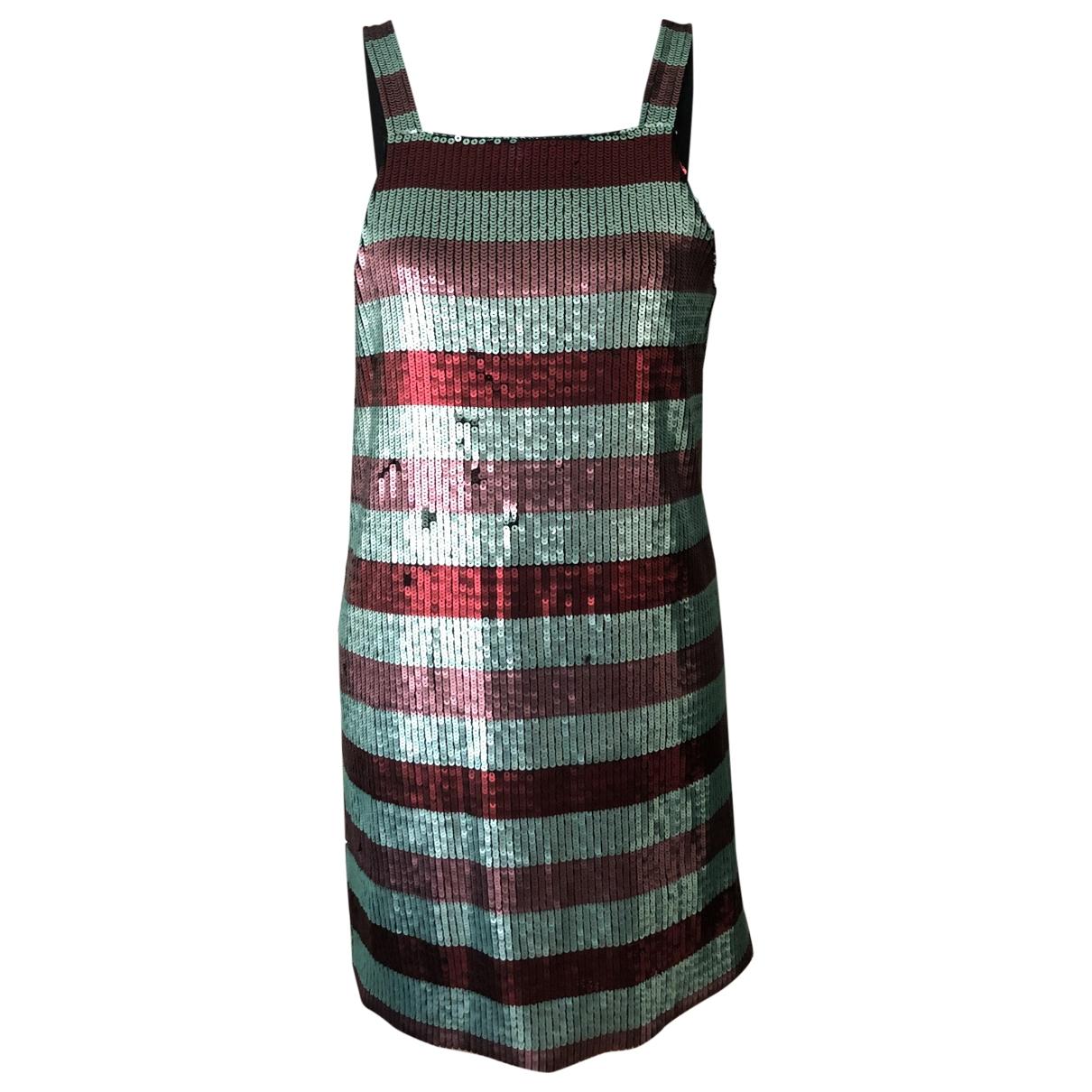 Stine Goya \N Kleid in  Bunt Synthetik