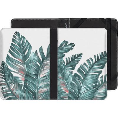 Pocketbook Touch Lux 2 eBook Reader Huelle - Tropical Blue von Mark Ashkenazi