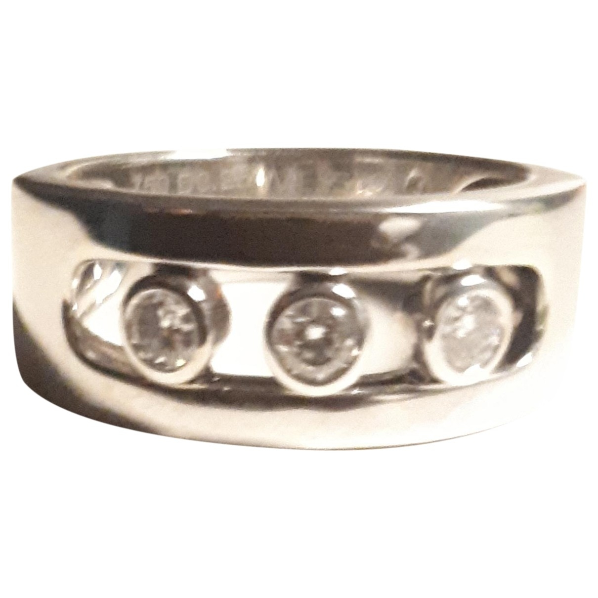 Messika Move Joaillerie Grey White gold ring for Women \N