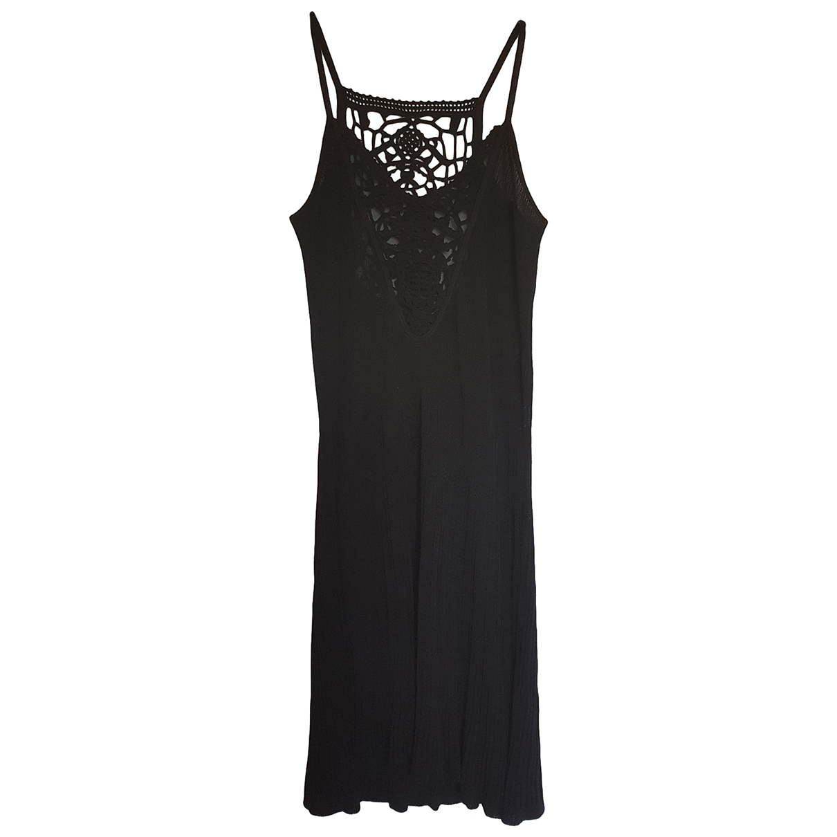 Christian Lacroix \N Black dress for Women 42 FR