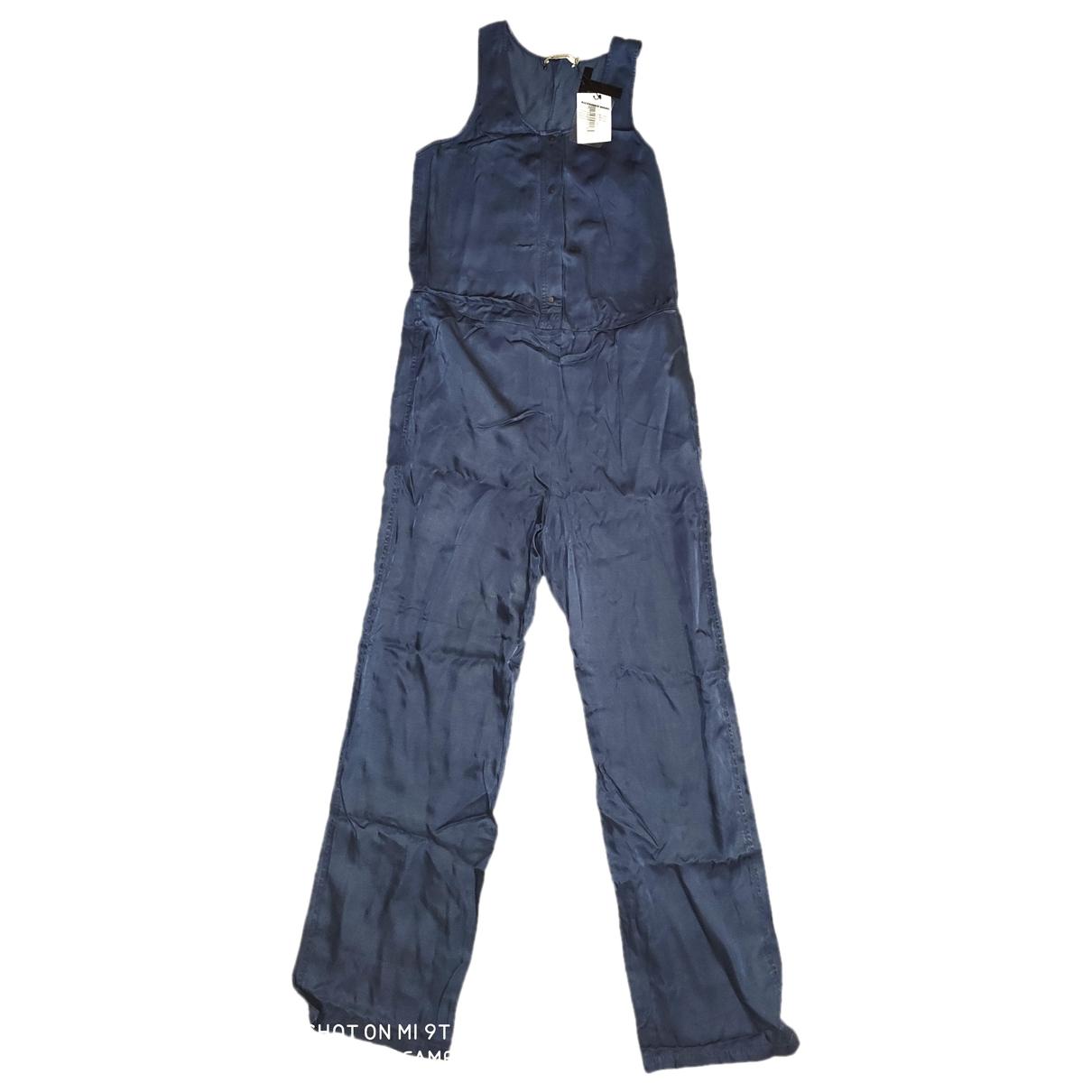 T By Alexander Wang \N Blue jumpsuit for Women 0 0-5