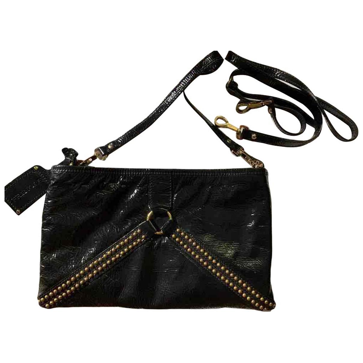 Pringle Of Scotland \N Blue Leather Clutch bag for Women \N