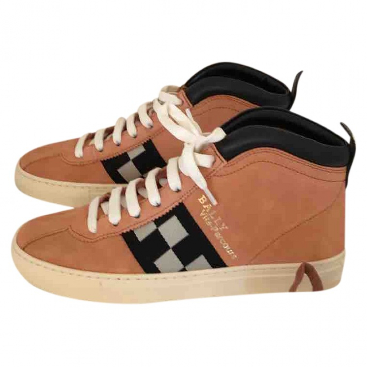 Bally \N Suede Trainers for Women 36 EU