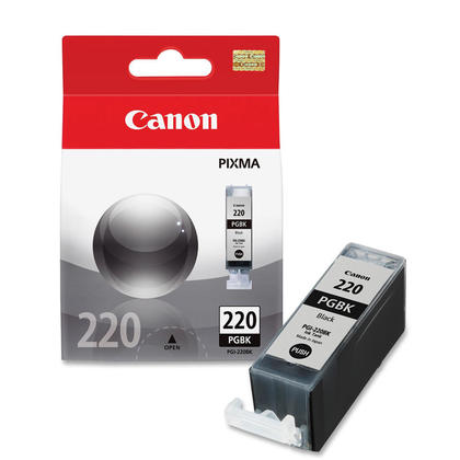 Canon PGI-220BK Original PG Black Ink Cartridge