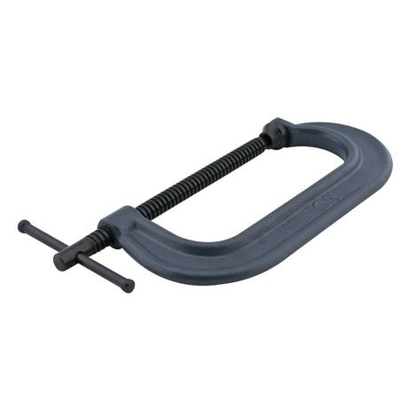 Wilton 800 Series C-Clamp, 0 In. to 8 In. Jaw Opening, 3-7/8 In. Throat Depth