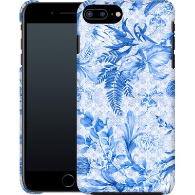 Apple iPhone 8 Plus Smartphone Huelle - Santorini Breeze von Stephanie Breeze