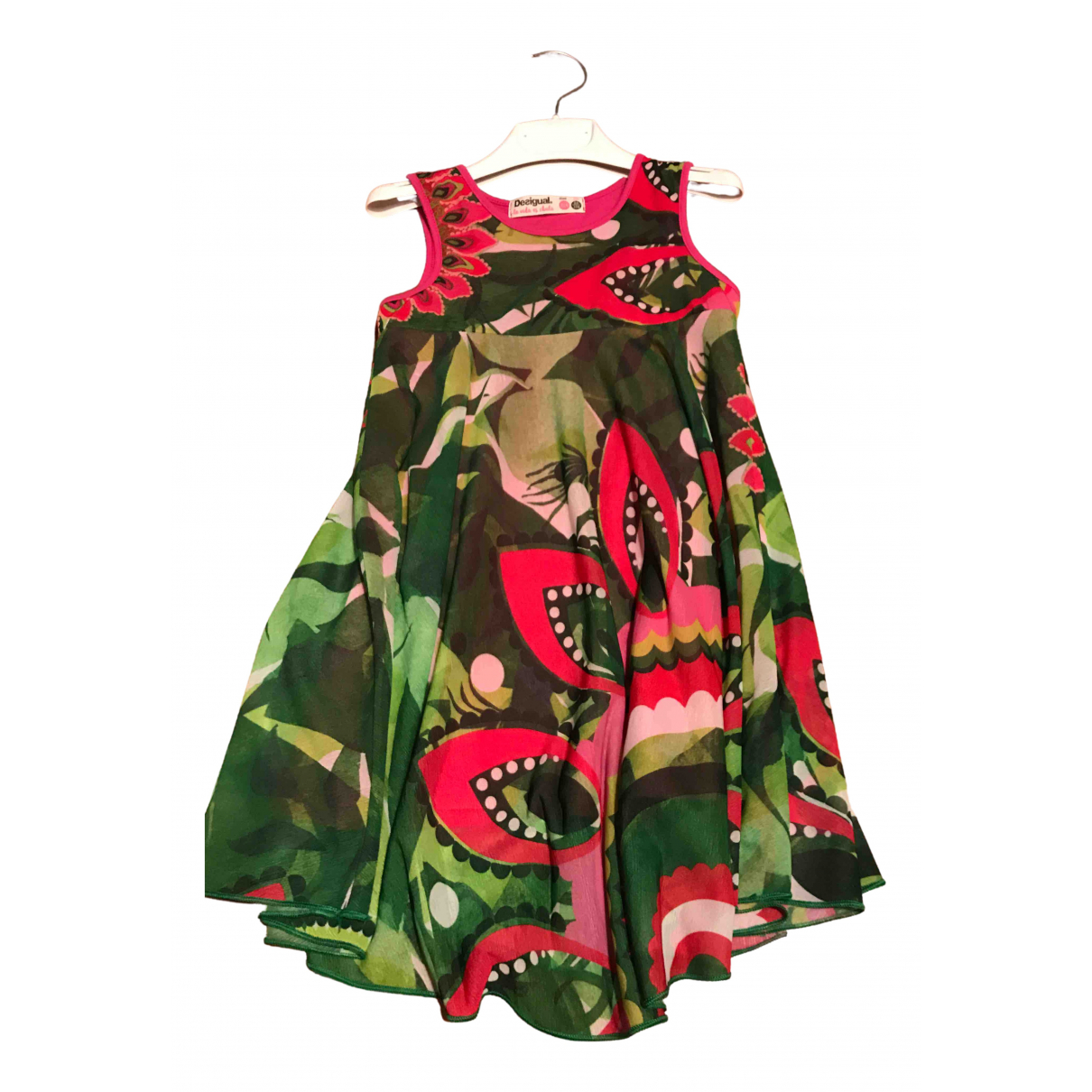 Desigual \N Cotton dress for Kids 4 years - up to 102cm FR