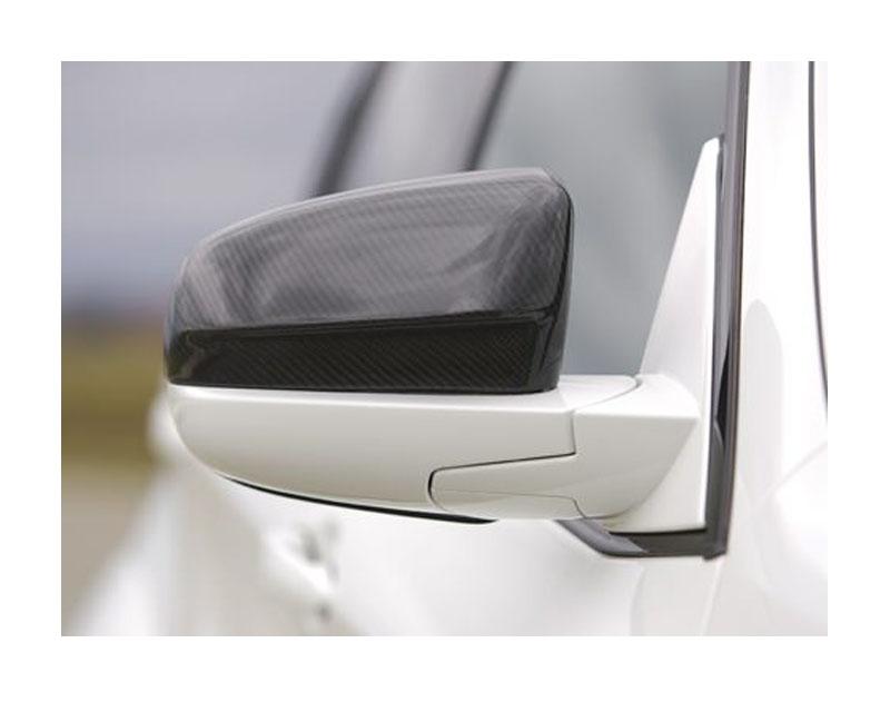 LUMMA CLR X 530 Carbon Upper Mirror Section for BMW X5 06-13