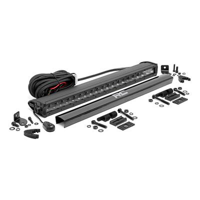 Rough Country Black Series 20 Cree LED Light Bar - 70720BL