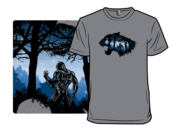 The Panther T Shirt
