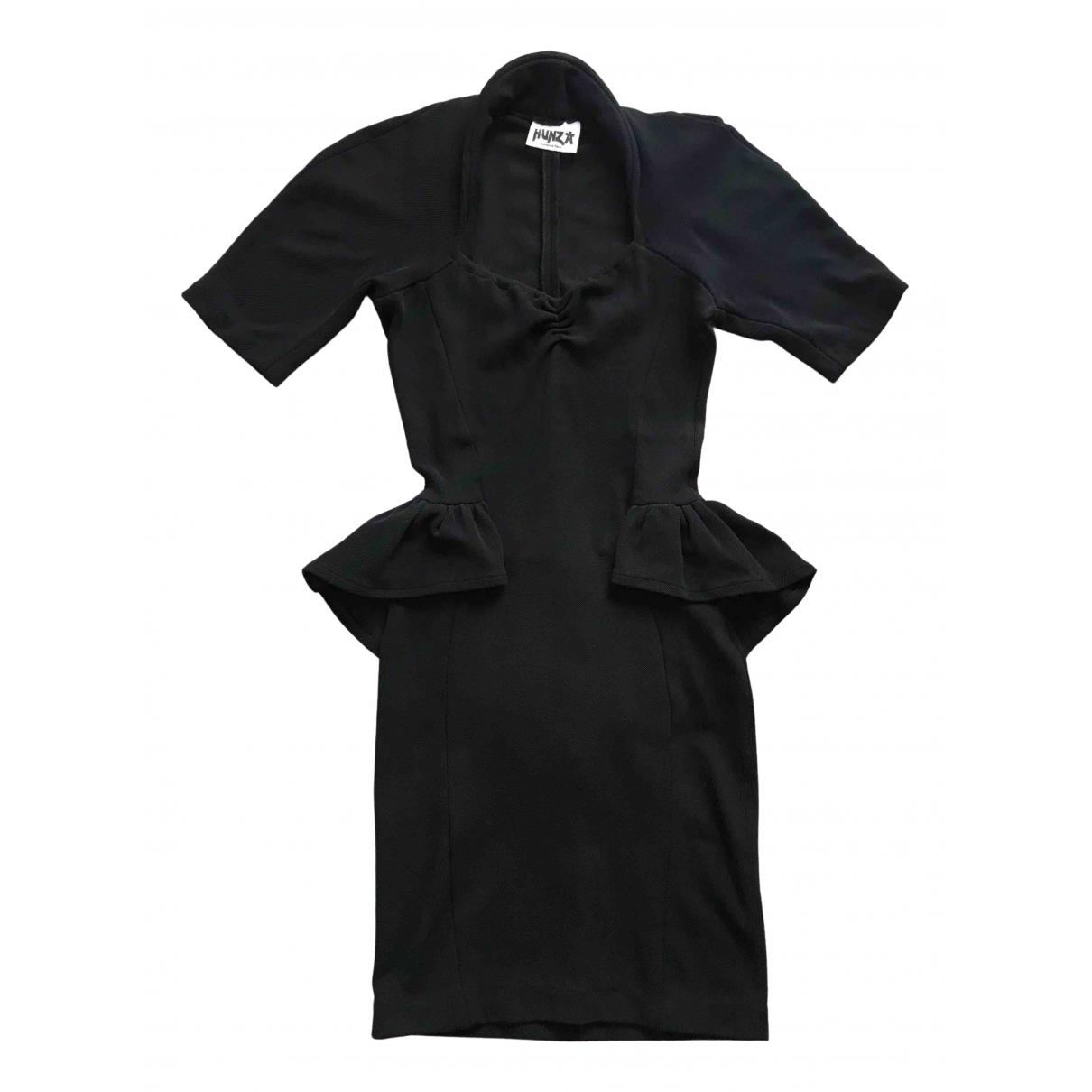 Hunza G - Robe   pour femme - noir