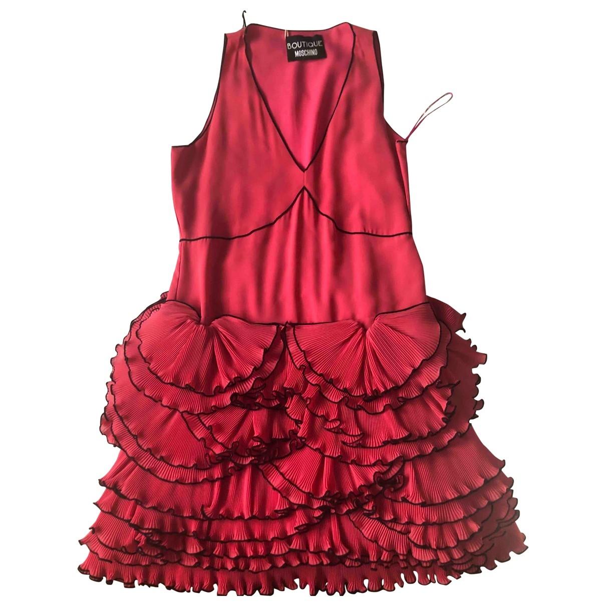 Mini vestido Moschino