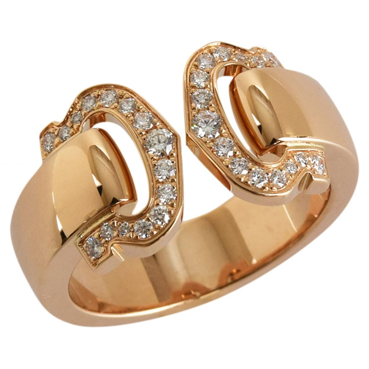Cartier - Bague   pour femme en or rose