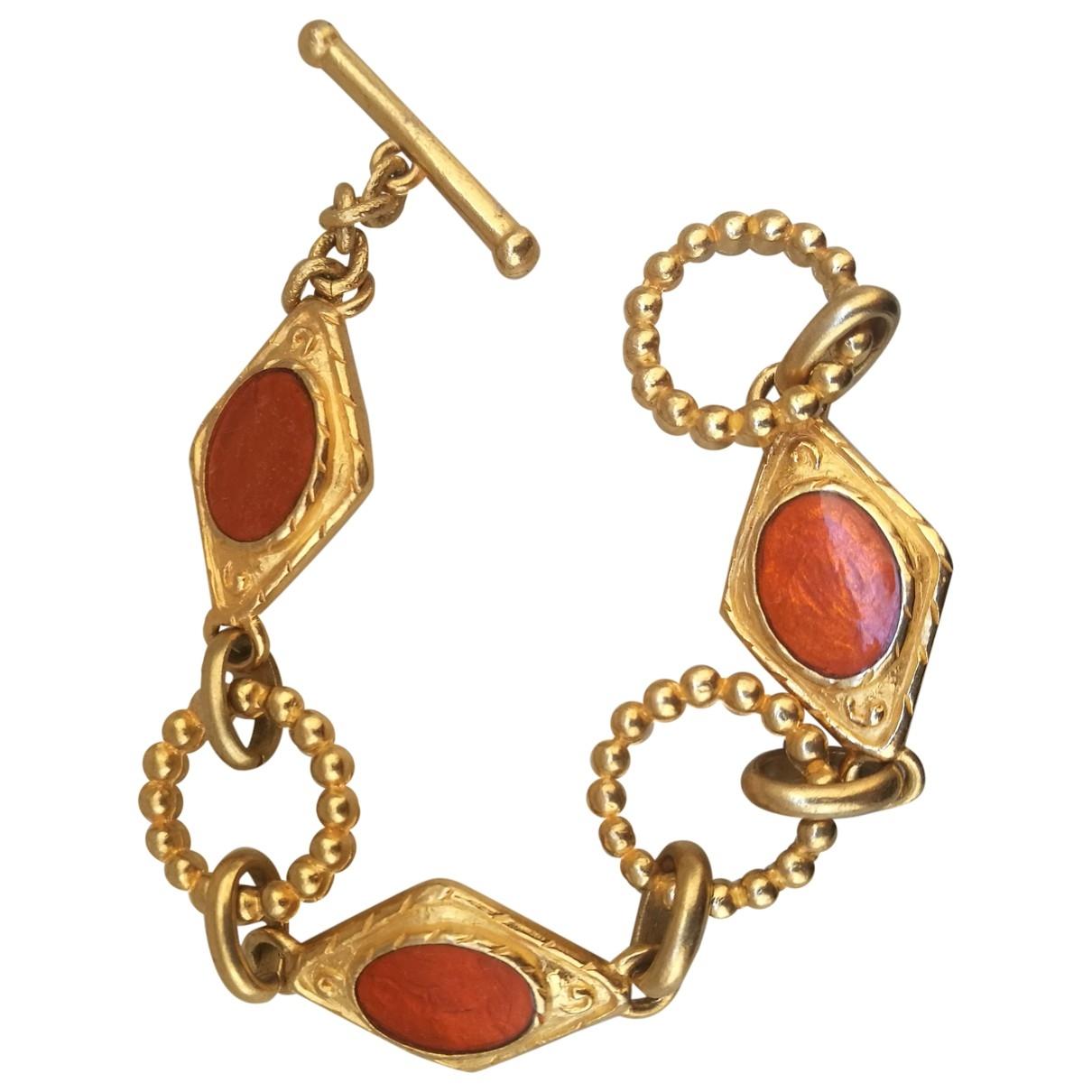 Jacques Esterell - Bracelet   pour femme en metal - dore