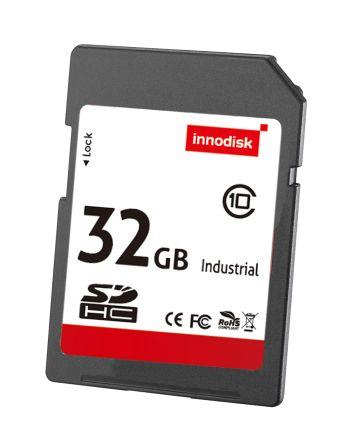 InnoDisk 32 GB Industrial SDHC SD Card