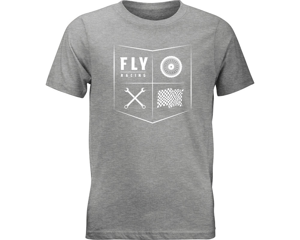 Fly Racing 352-1213YS Youth All Things Moto Tee