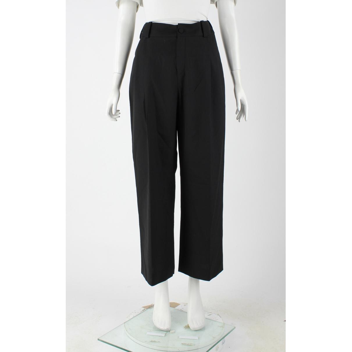 Lanvin - Pantalon   pour femme - noir