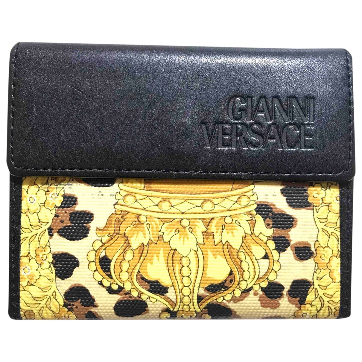 Marroquineria Gianni Versace