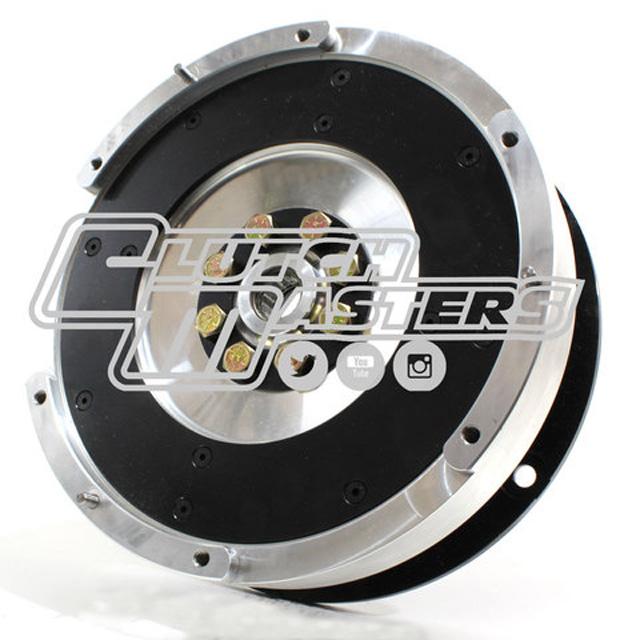 Clutch Masters FW-060-AL Aluminum Flywheel Audi S4 3.0L B8 Supercharged 09-16