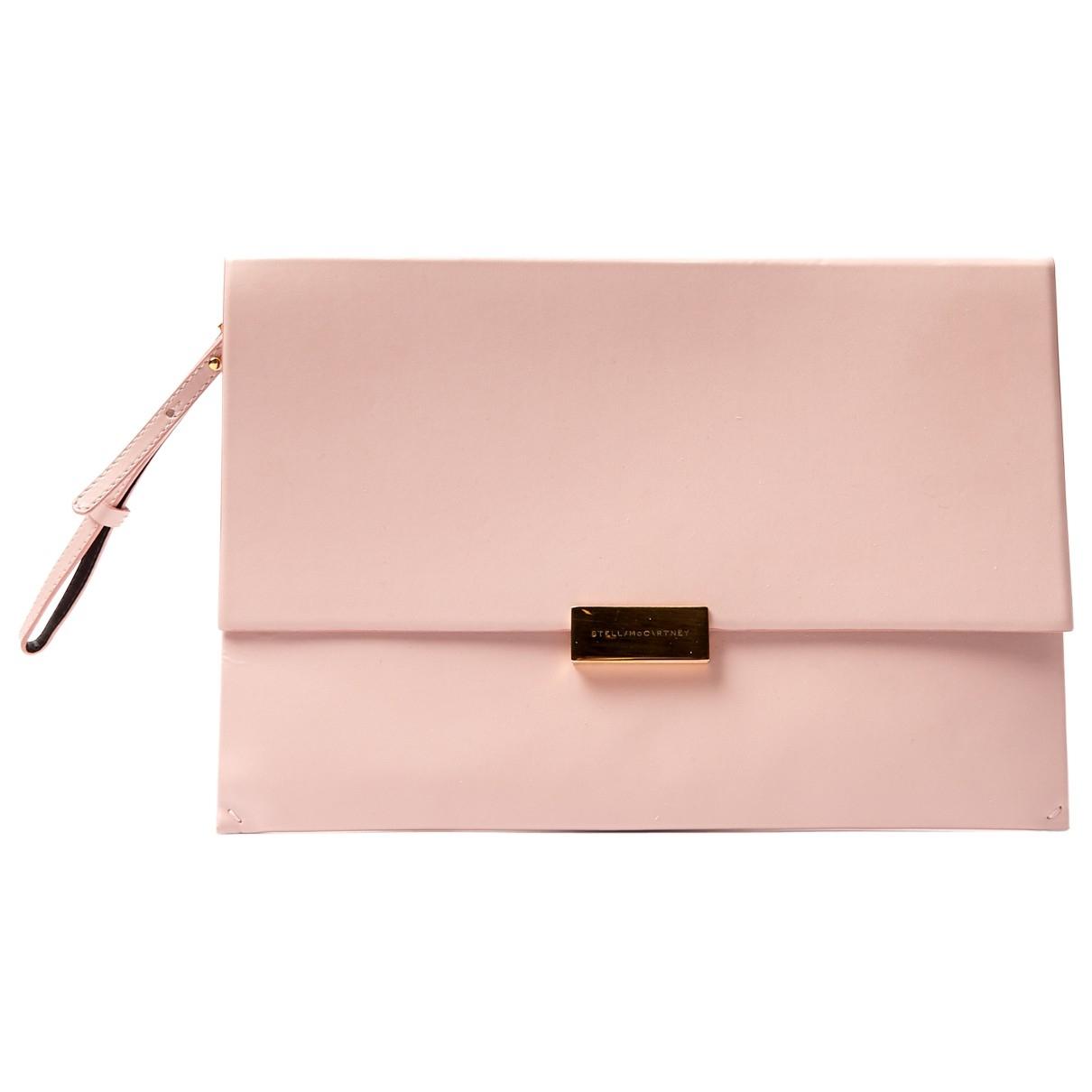 Stella Mccartney \N Pink Clutch bag for Women \N