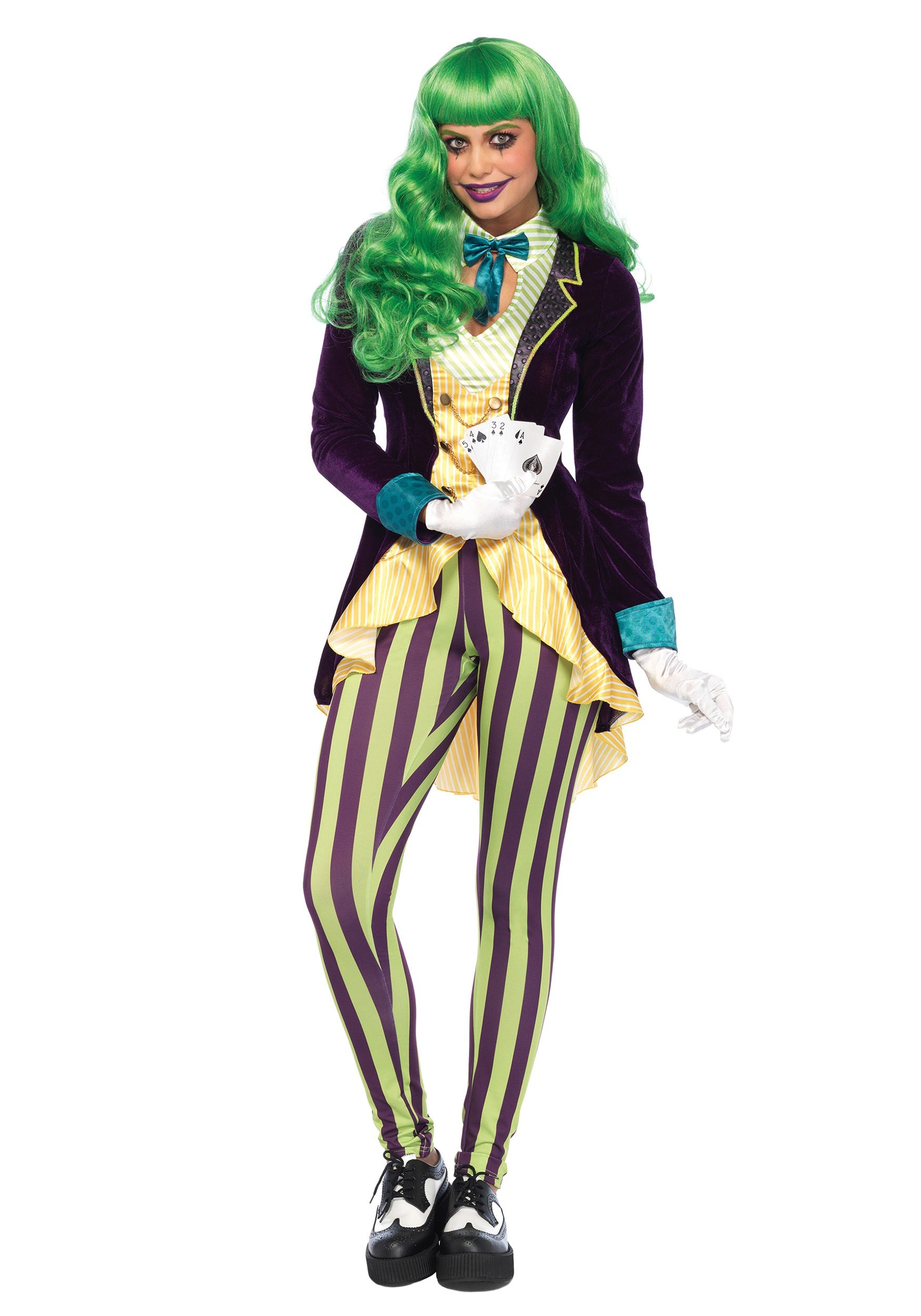 Wicked Trickster Women's Costume