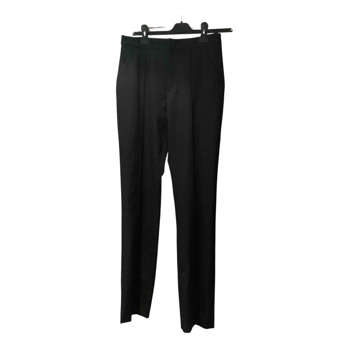 Isabel Marant - Pantalon   pour femme en laine - noir