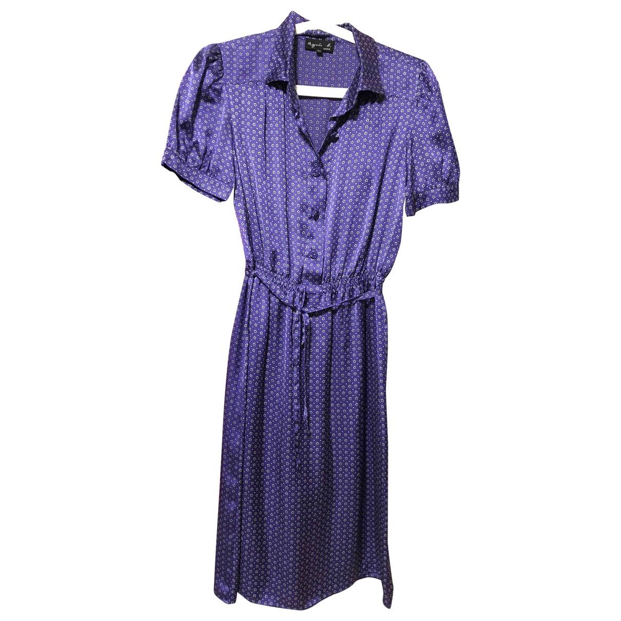 Agnes B. - Robe   pour femme - violet