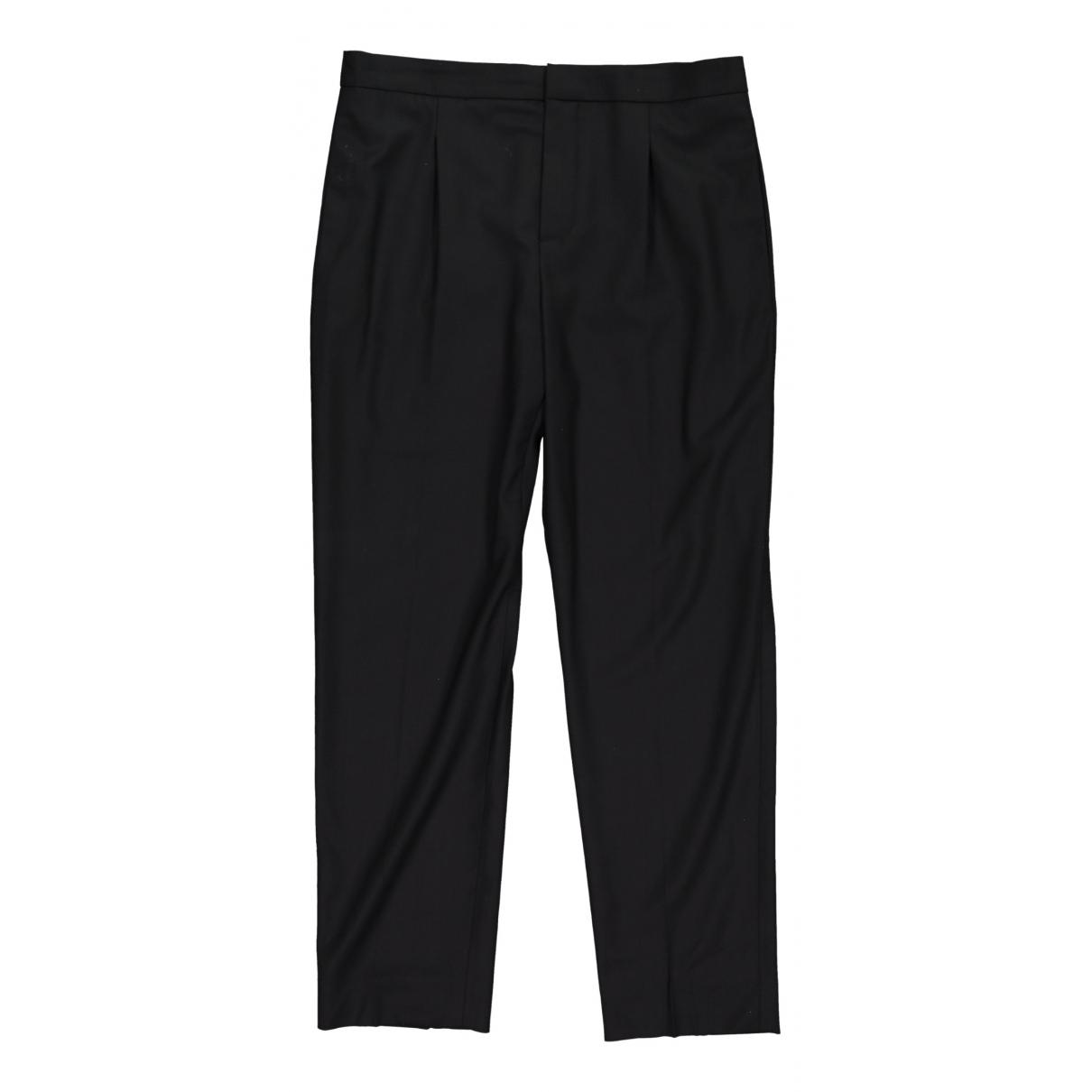 Pantalon recto de Lana Chloe