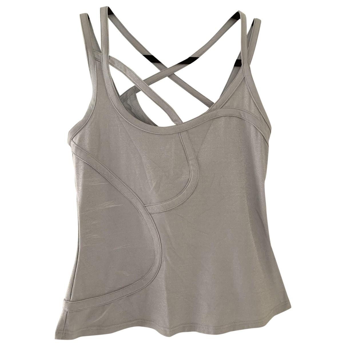 Karen Millen \N Top in  Silber Polyester