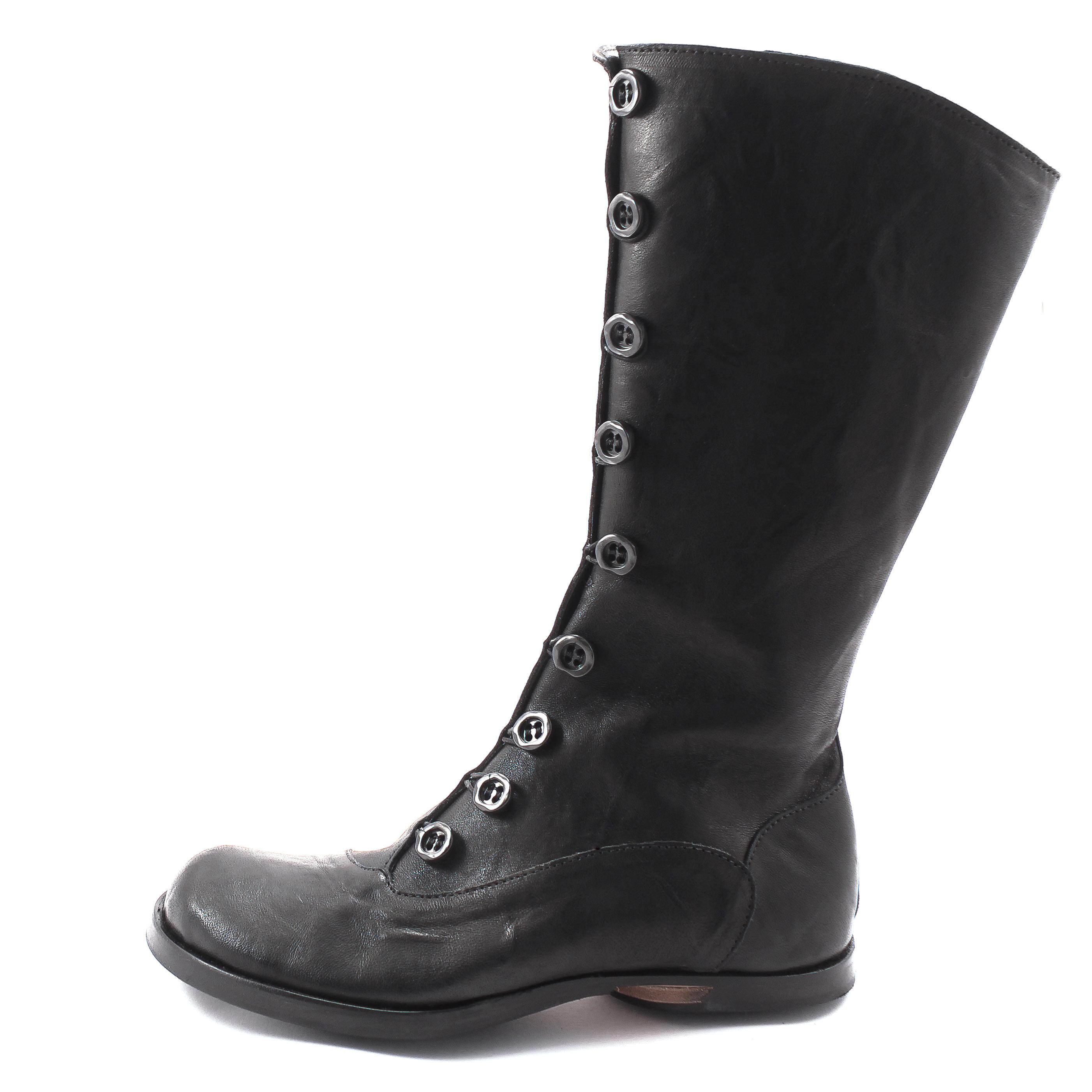 CYDWOQ, Mountain Stiefel Damen, schwarz Grosse 36