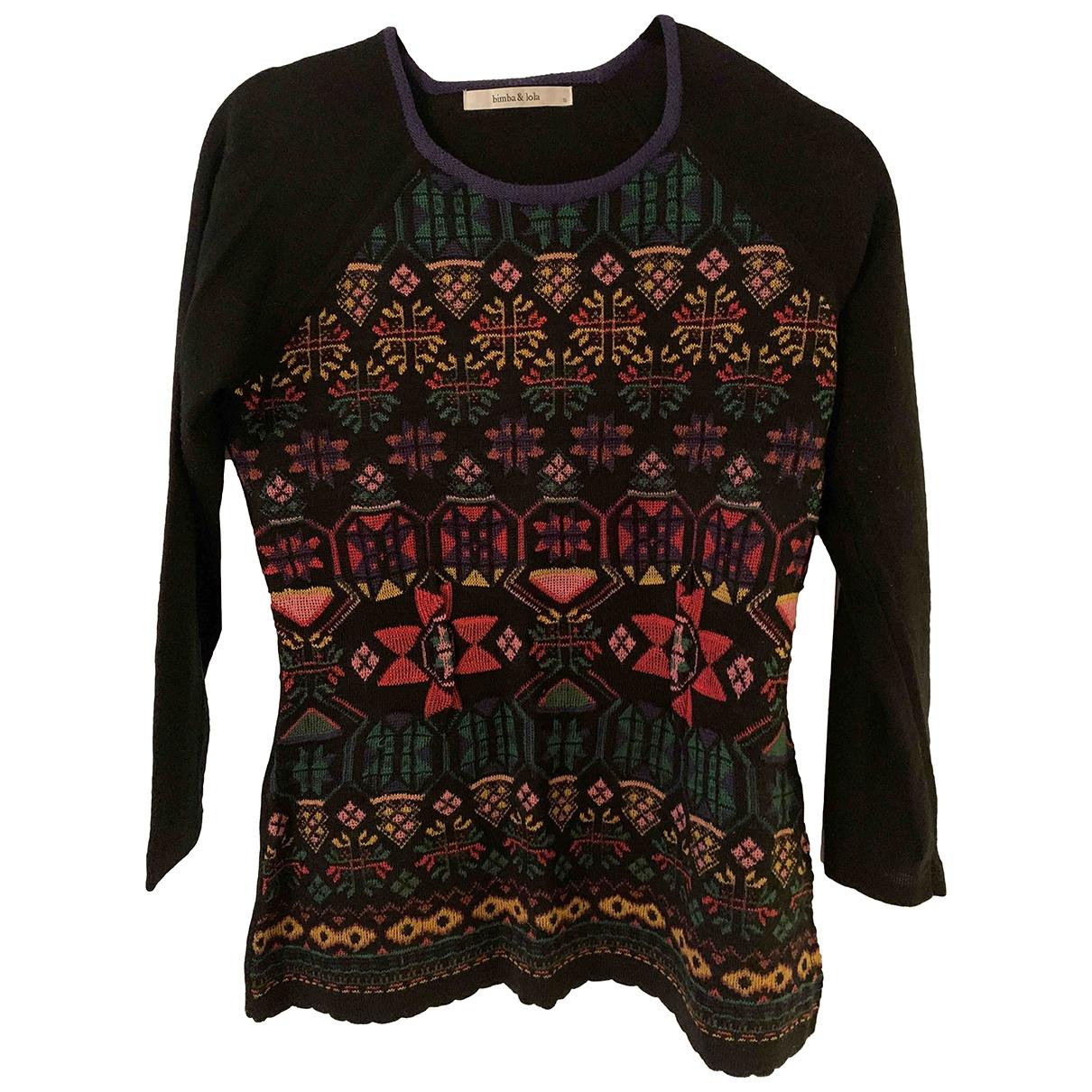 Bimba Y Lola \N Pullover in  Bunt Wolle
