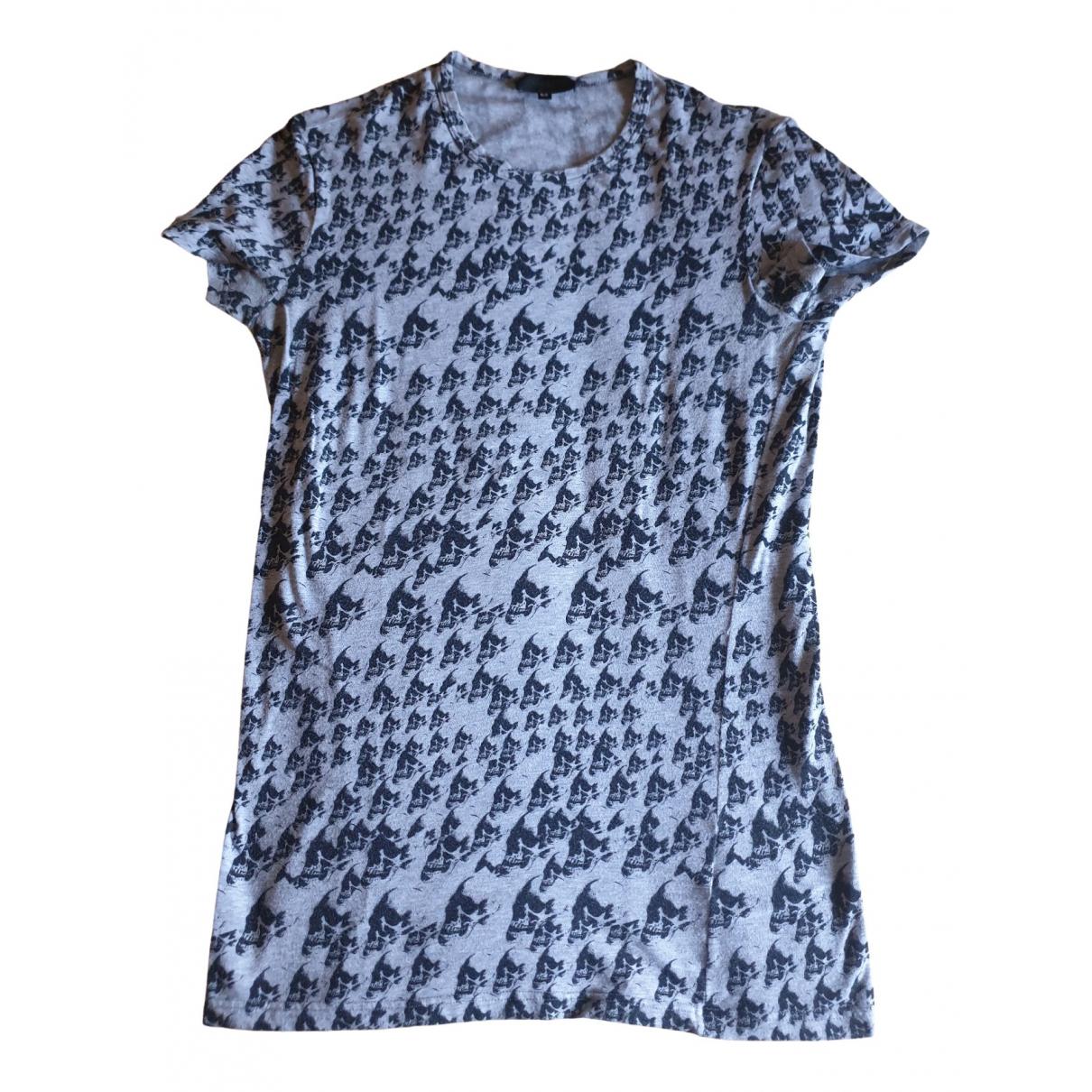 John Richmond - Tee shirts   pour homme - argente
