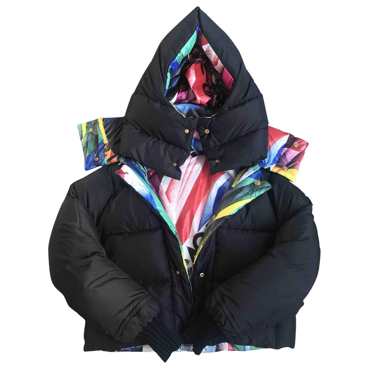 Versace - Manteau   pour femme - multicolore
