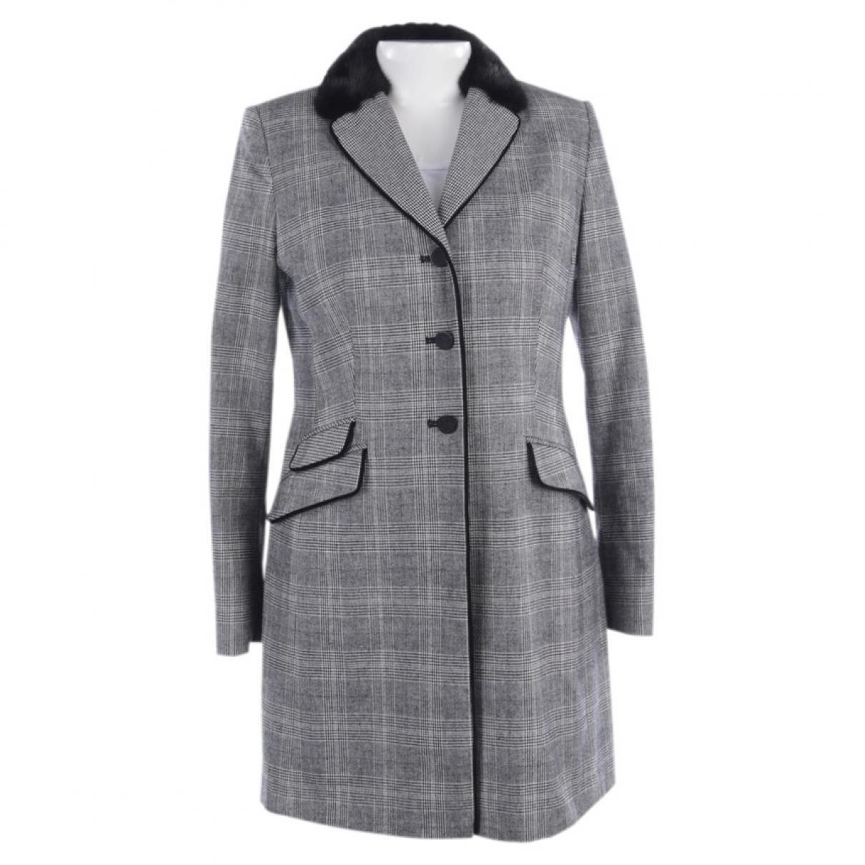 Autre Marque \N Black Cotton jacket for Women 38 FR