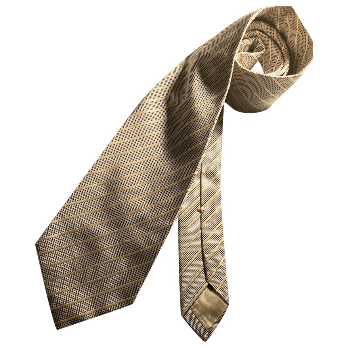 Borrelli \N Krawatten in Seide