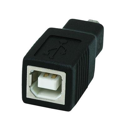 Adaptateur USB 2.0 B femelle vers mini 4 broches (B4)