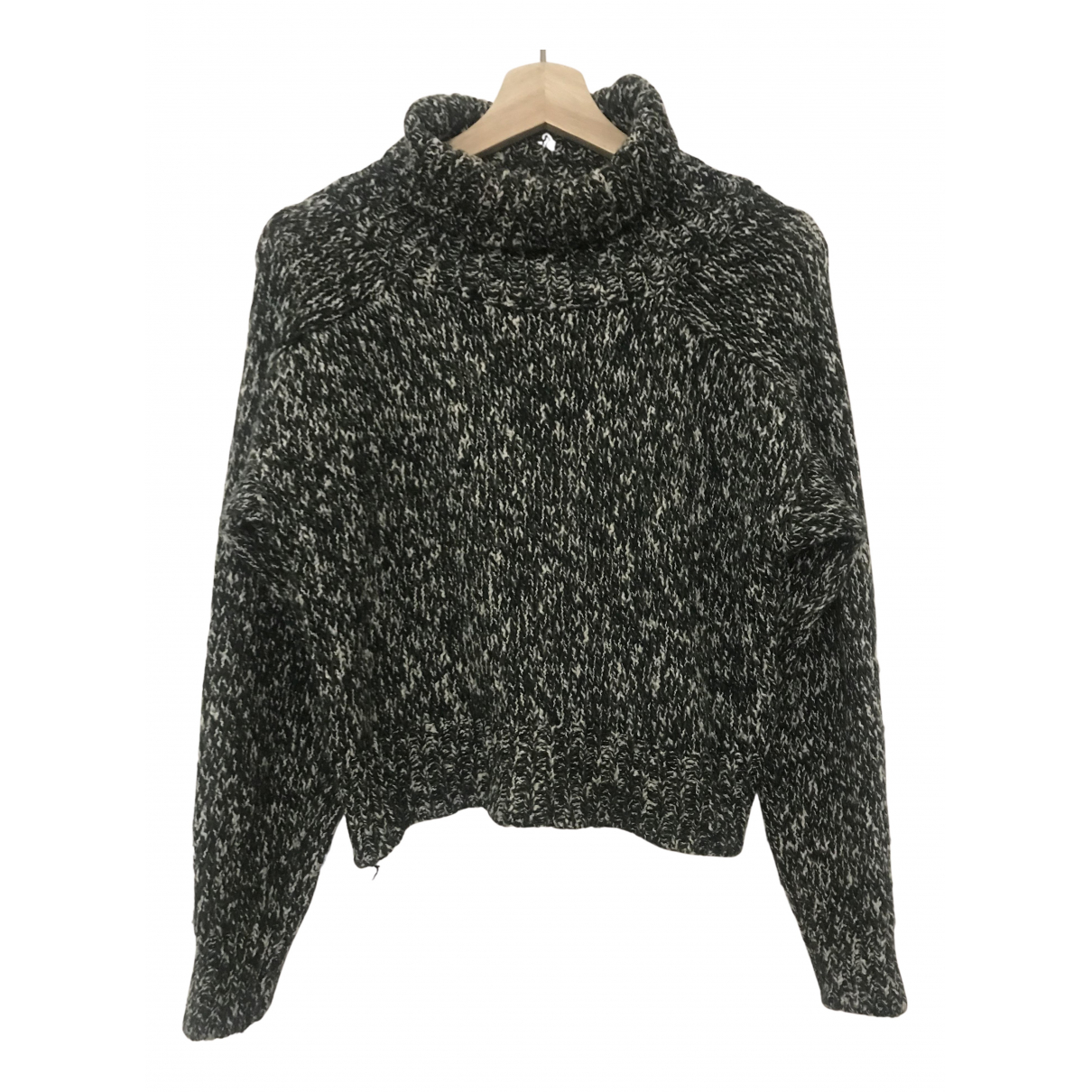 Non Signé / Unsigned N Green Knitwear for Women M International