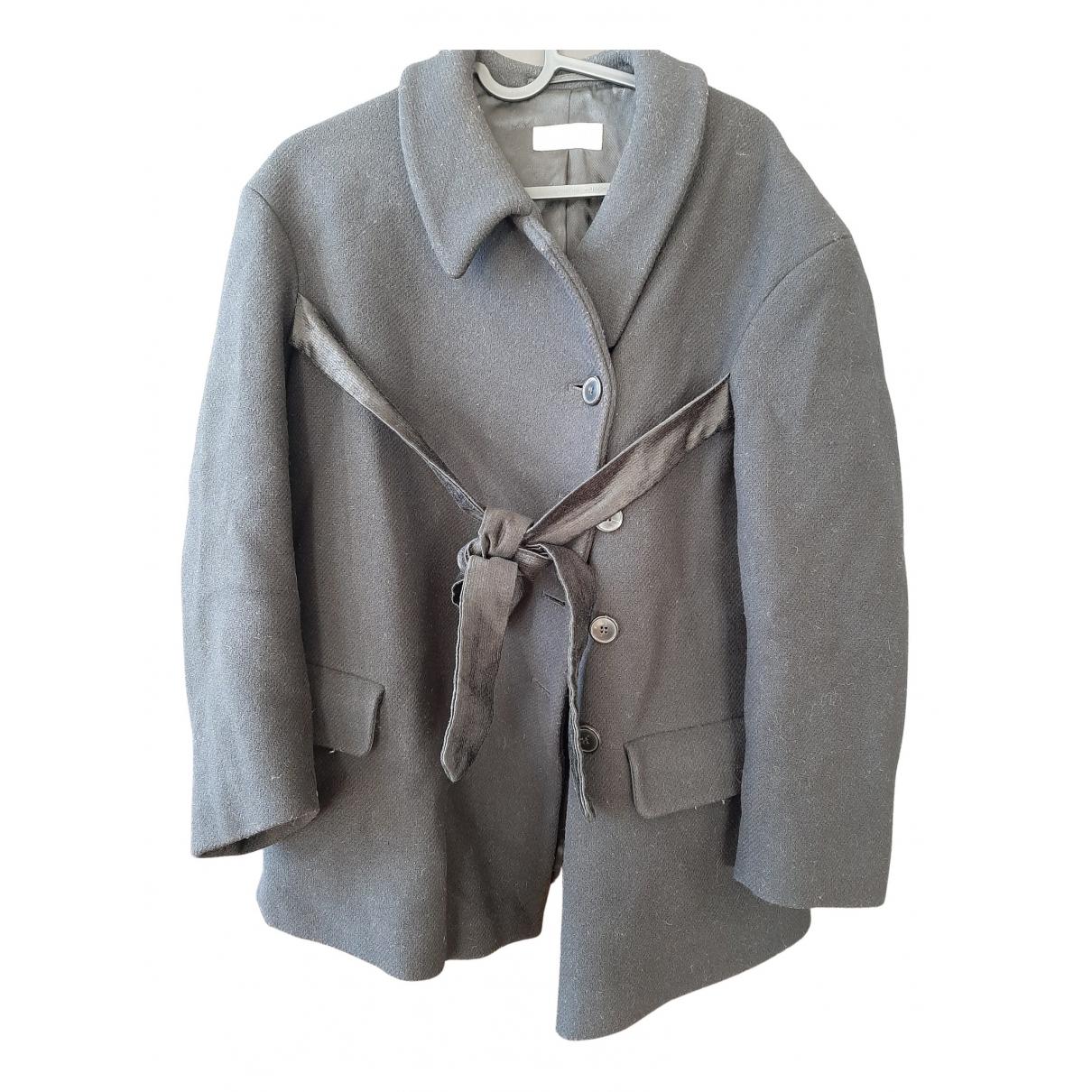 Dries Van Noten - Veste   pour femme en laine - noir